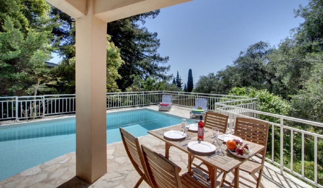 Villa with private pool, Nissaki Corfu, Corfu Property 10