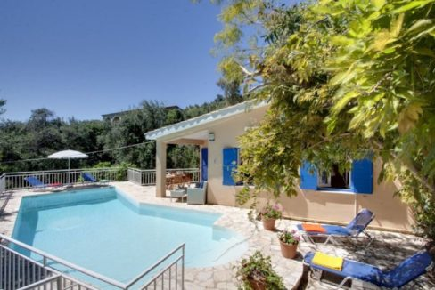 Villa with private pool, Nissaki Corfu, Corfu Property 12