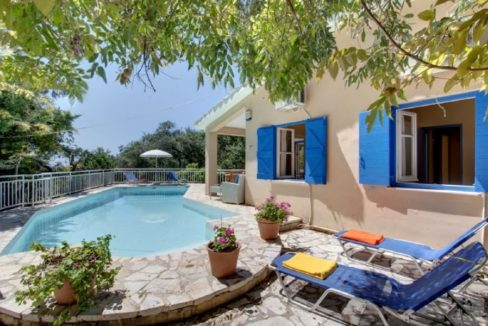 Villa with private pool, Nissaki Corfu, Corfu Property 7