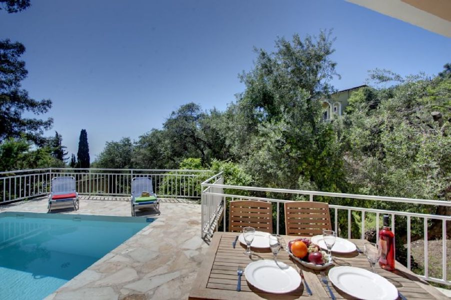Villa with private pool, Nissaki Corfu, Corfu Property 8