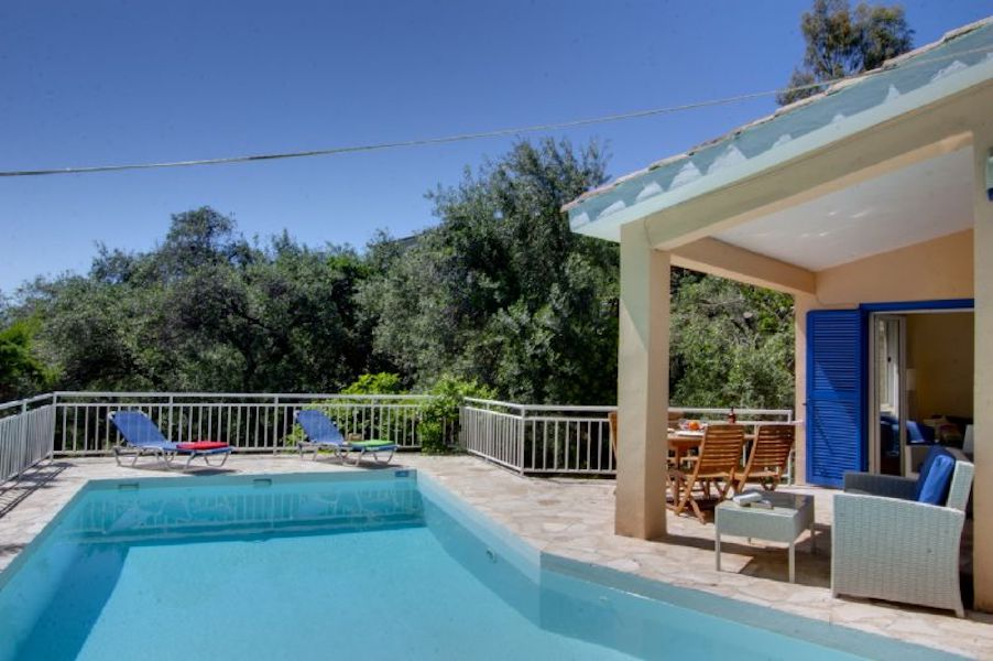 Villa with private pool, Nissaki Corfu, Corfu Property 9