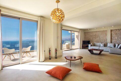 Waterfront Top Villa at Nissaki, Luxury Estate, Top villas, Property in Greece 1