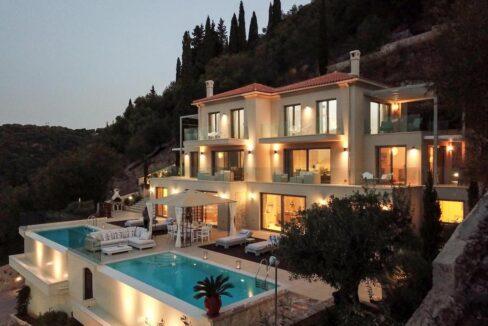 Waterfront Top Villa at Nissaki, Luxury Estate, Top villas, Property in Greece 10