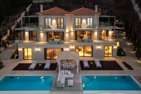 Waterfront Top Villa at Nissaki, Luxury Estate, Top villas, Property in Greece 11