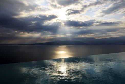 Waterfront Top Villa at Nissaki, Luxury Estate, Top villas, Property in Greece 2