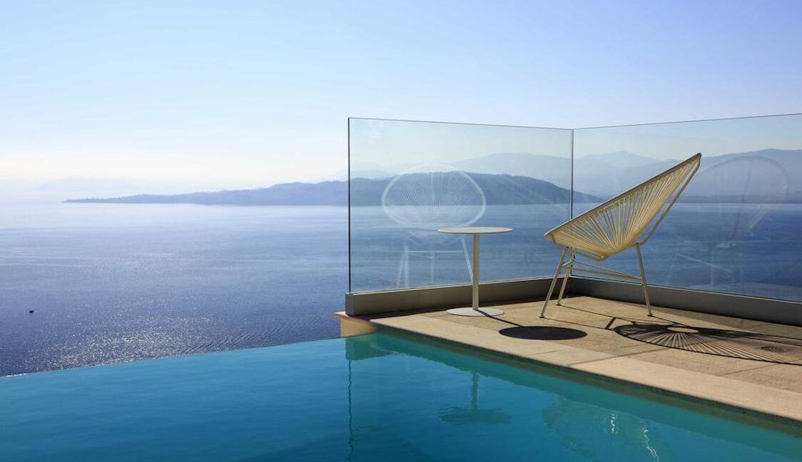 Waterfront Top Villa at Nissaki, Luxury Estate, Top villas, Property in Greece 4