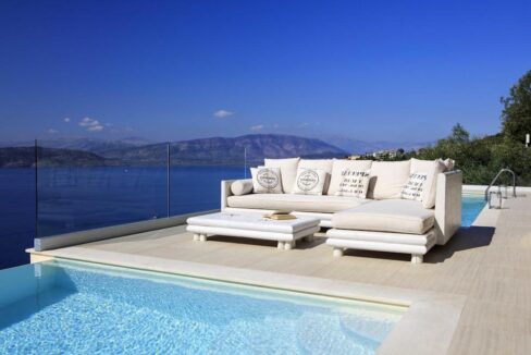 Waterfront Top Villa at Nissaki, Luxury Estate, Top villas, Property in Greece 5