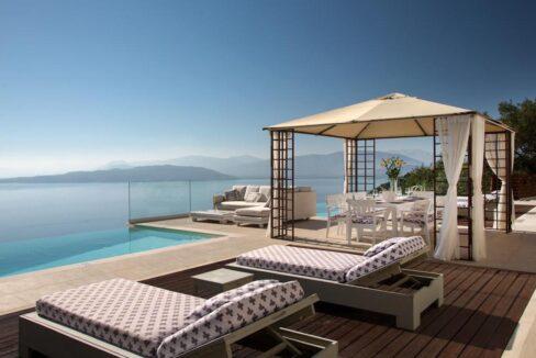 Waterfront Top Villa at Nissaki, Luxury Estate, Top villas, Property in Greece 6