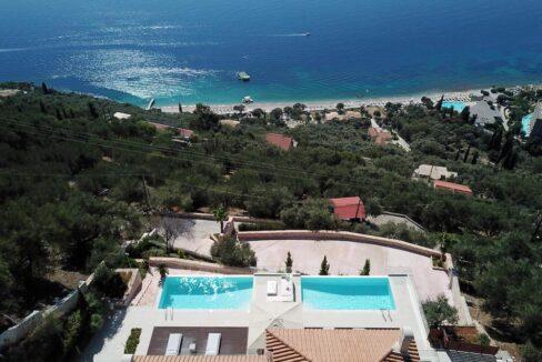 Waterfront Top Villa at Nissaki, Luxury Estate, Top villas, Property in Greece