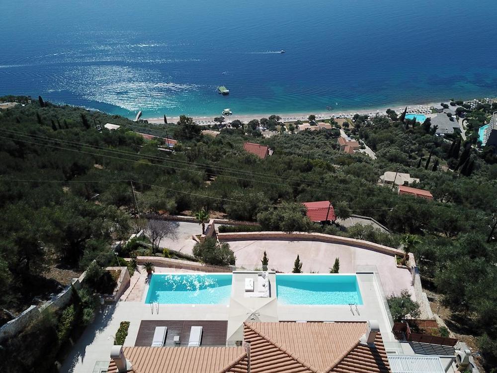 A stunning Villa at Corfu, Nissaki