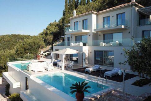 Waterfront Top Villa at Nissaki, Luxury Estate, Top villas, Property in Greece 9