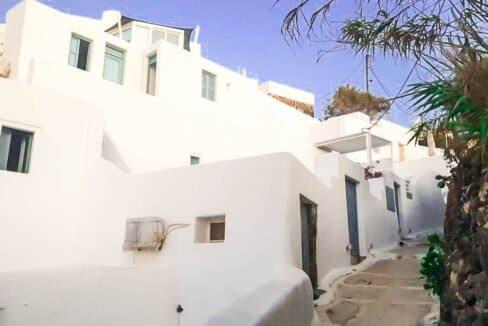 4 Houses Finikia Oia Santorini, Small Hotel for Sale