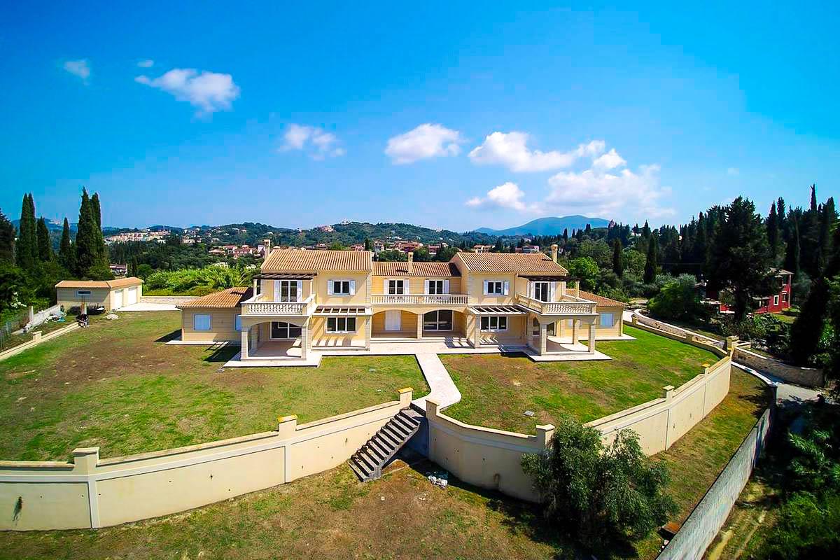 12 bedroom villa for sale Corfu Town, Corfu, Ionian Islands