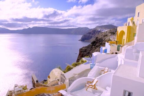 Caldera Cave House at Oia, Santorini Properties 2