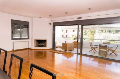 Glyfada Center Luxury Apartment for sale in Athens