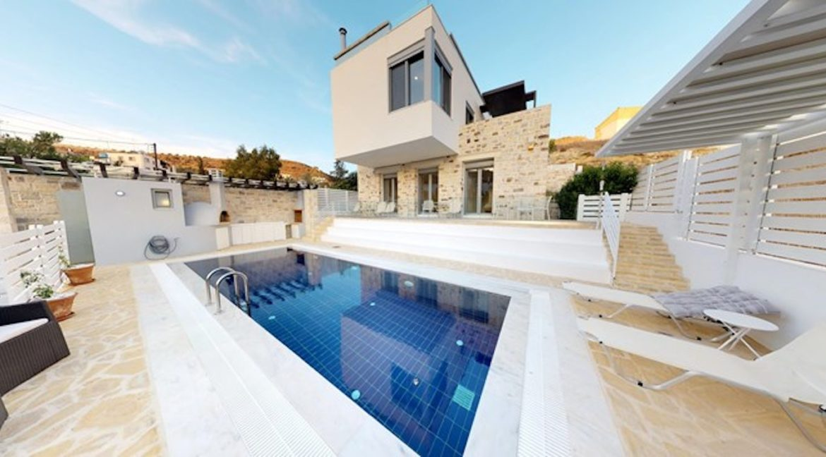 House for Sale Crete with Pool, Properties Crete Greece