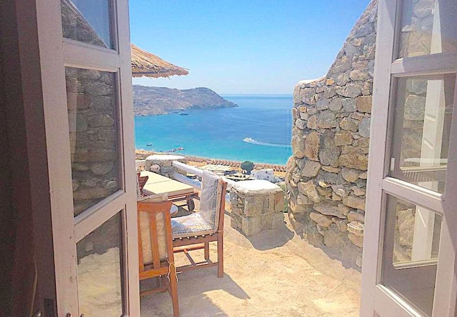 House with sea view in Mykonos, Mykonos Houses 16