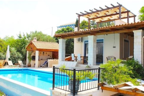 House with sea views in Crete for Sale, view at Souda Bay 18