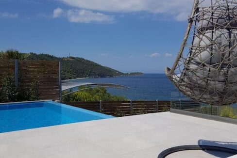 Kassandra Luxury beachfront villa, Cave Style Villas 2