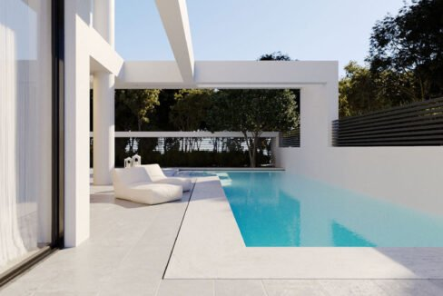 Luxury Maisonette at the Center of Glyfada in Athens. Luxury Homes Glyfada Athens. Luxury Apartments in Glyfada Athens