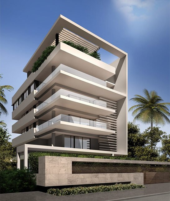 Luxury Maisonette at the Center of Glyfada in Athens. Luxury Homes Glyfada Athens. Luxury Apartments in Glyfada Athens 8