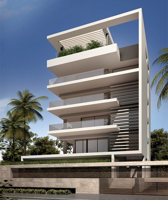 Luxury Maisonette at the Center of Glyfada in Athens. Luxury Homes Glyfada Athens. Luxury Apartments in Glyfada Athens 9
