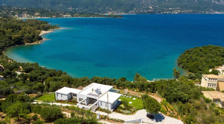 Luxury Villa with Sea View in Corfu Greece , Luxury homes in Corfu 1