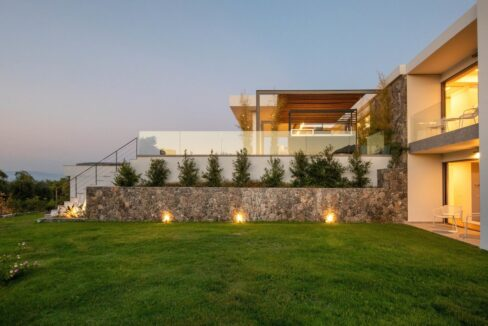 Luxury Villa with Sea View in Corfu Greece , Luxury homes in Corfu 12