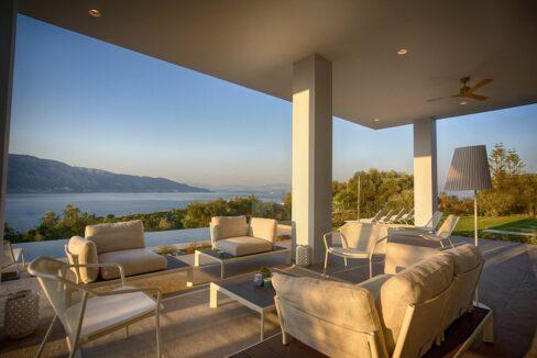 Luxury Villa with Sea View in Corfu Greece , Luxury homes in Corfu 18