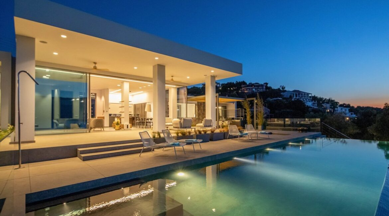 Luxury Villa with Sea View in Corfu Greece , Luxury homes in Corfu 2
