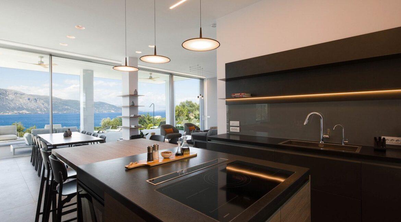 Luxury Villa with Sea View in Corfu Greece , Luxury homes in Corfu 35