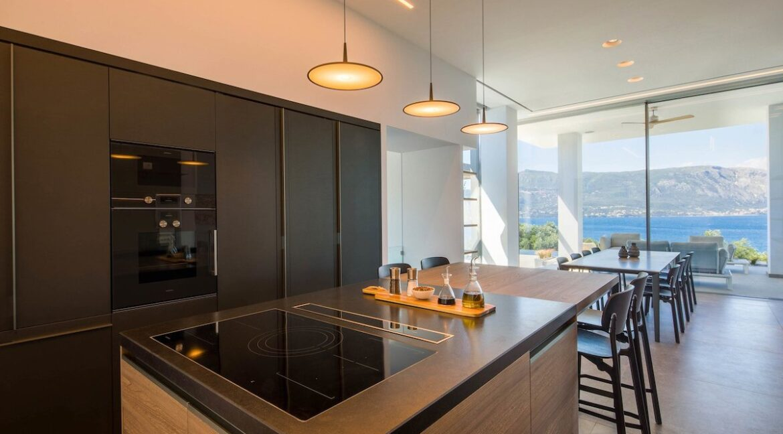 Luxury Villa with Sea View in Corfu Greece , Luxury homes in Corfu 36