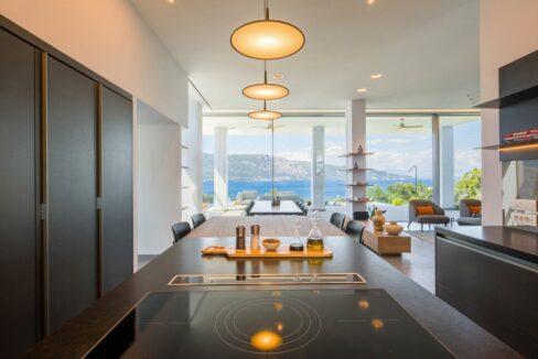 Luxury Villa with Sea View in Corfu Greece , Luxury homes in Corfu 37