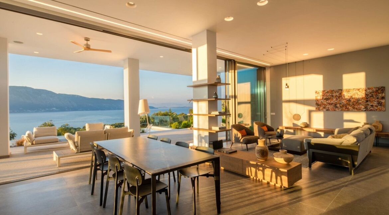 Luxury Villa with Sea View in Corfu Greece , Luxury homes in Corfu 39