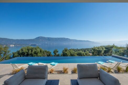 Luxury Villa with Sea View in Corfu Greece , Luxury homes in Corfu 41