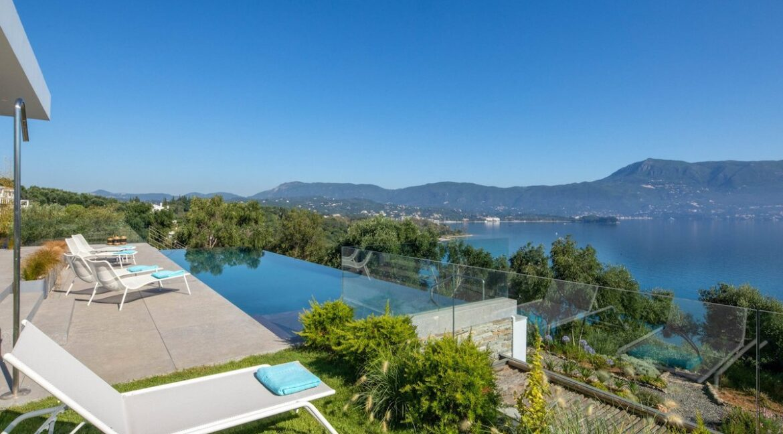 Luxury Villa with Sea View in Corfu Greece , Luxury homes in Corfu 42