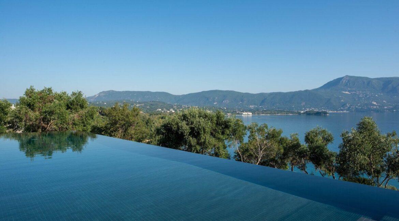 Luxury Villa with Sea View in Corfu Greece , Luxury homes in Corfu 43