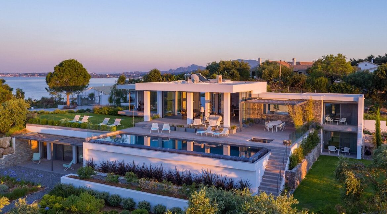 Luxury Villa with Sea View in Corfu Greece , Luxury homes in Corfu 47