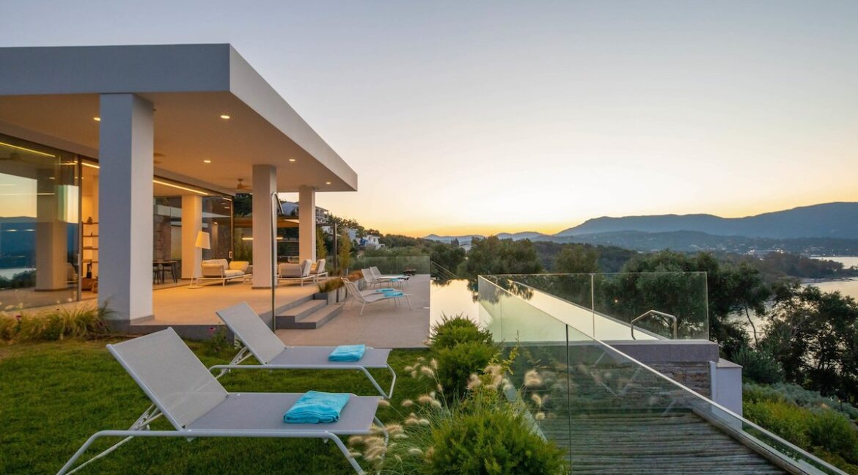 Luxury Villa with Sea View in Corfu Greece , Luxury homes in Corfu 6