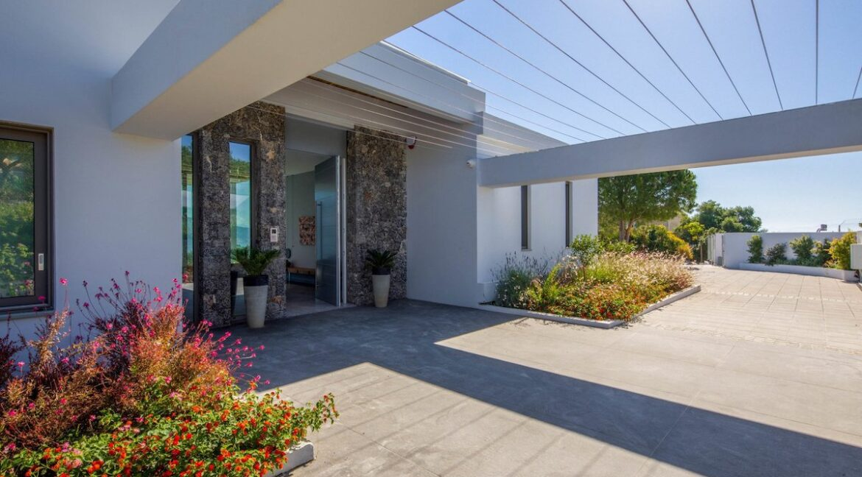 Luxury Villa with Sea View in Corfu Greece , Luxury homes in Corfu 8