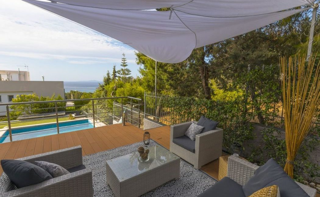 Property with Sea View in South Athens, Property near the sea Athens 15
