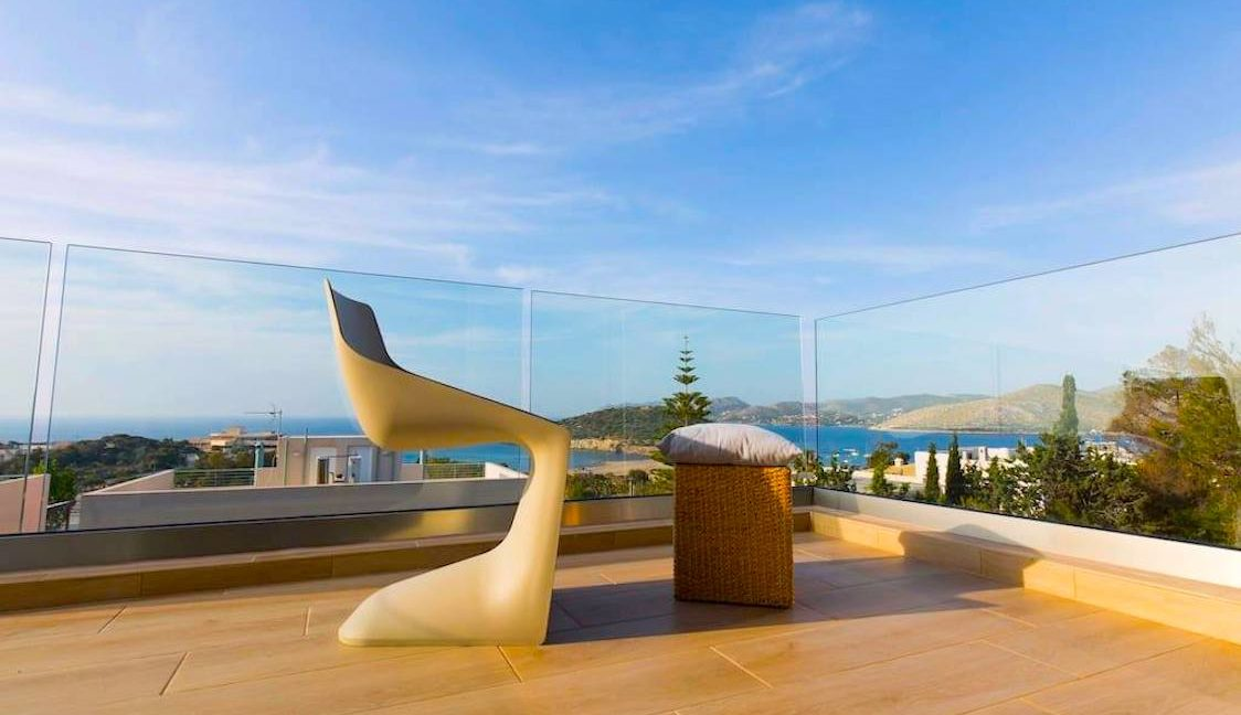 Property with Sea View in South Athens, Property near the sea Athens 20