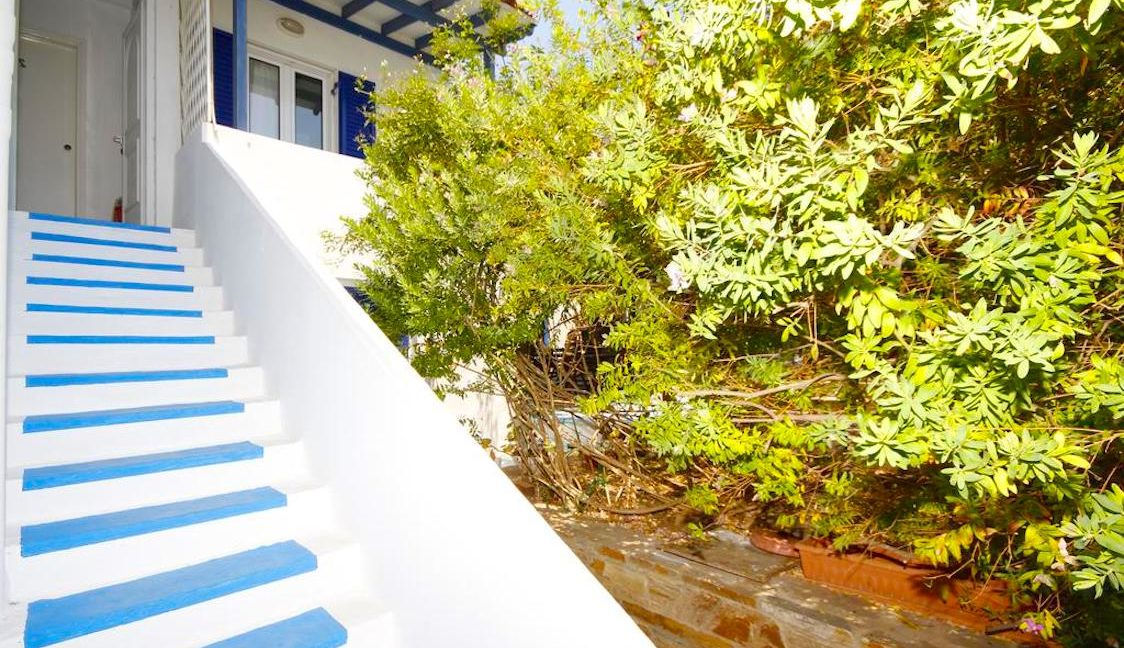Rooms to Let for Sale in Andros, Cyclades Greece 1