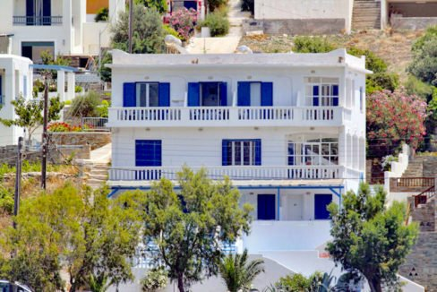 Rooms to Let for Sale in Andros, Cyclades Greece 4