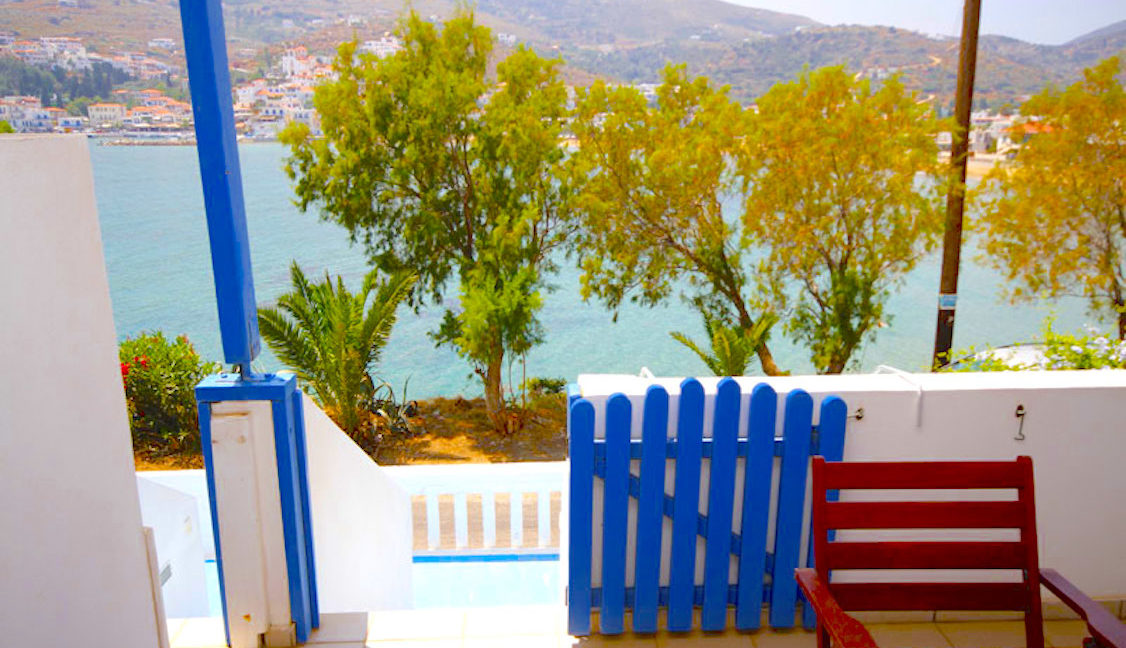 Rooms to Let for Sale in Andros, Cyclades Greece 5