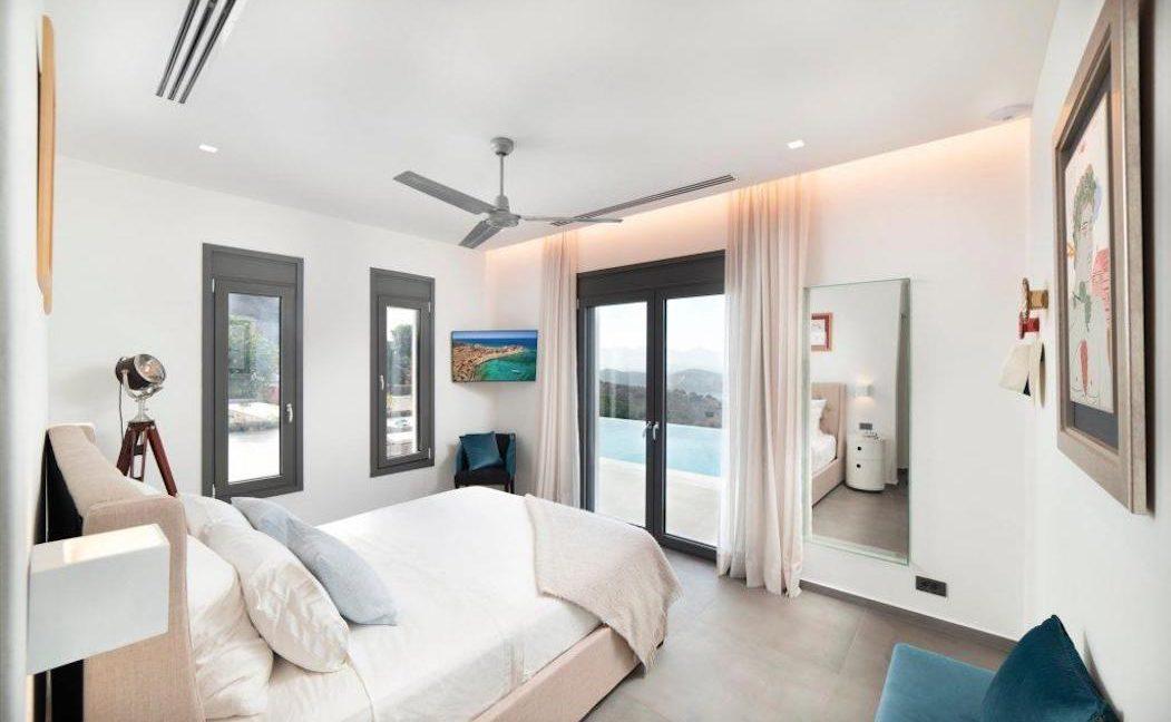 Sea View Villa Elounda Crete, Luxury Villa Crete 1