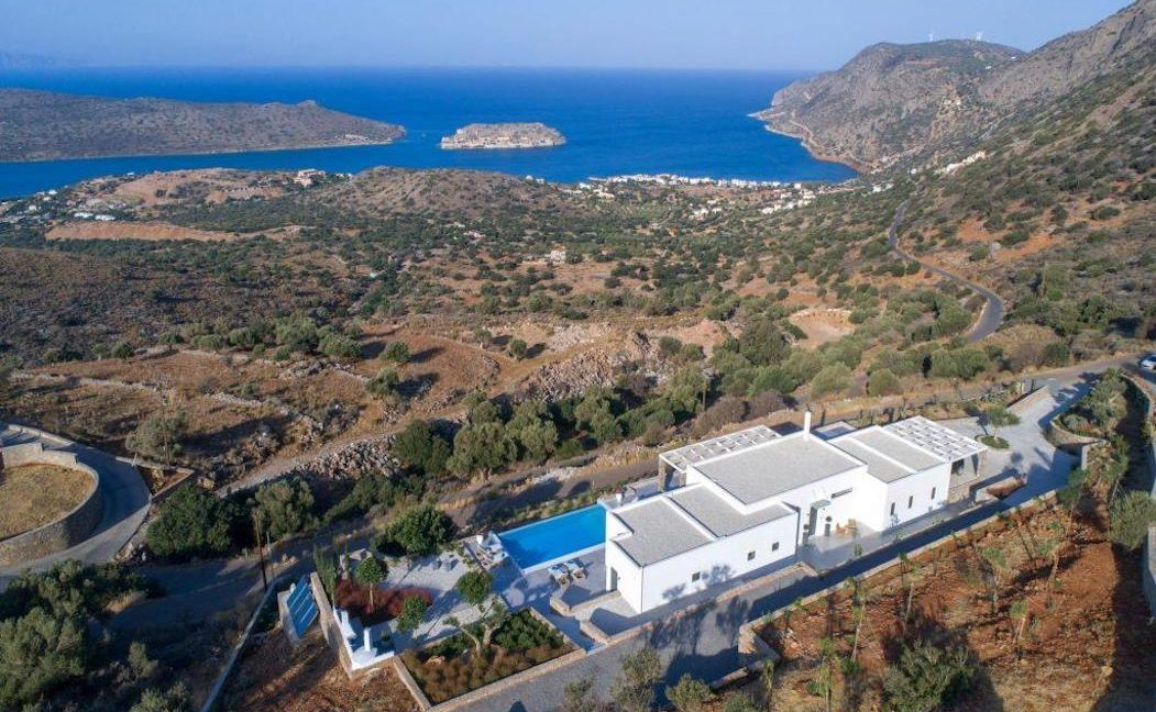 Sea View Villa Elounda Crete, Luxury Villa Crete 15