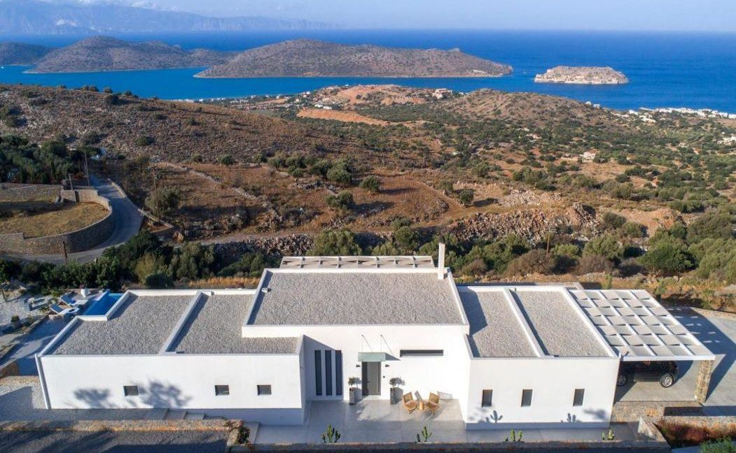 Sea View Villa Elounda Crete, Luxury Villa Crete 16