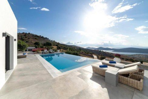 Sea View Villa Elounda Crete, Luxury Villa Crete 17