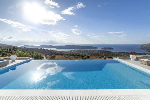 Sea View Villa Elounda Crete, Luxury Villa Crete 18